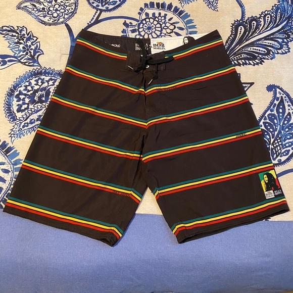 Billabong x Bob Marley Swimsuit